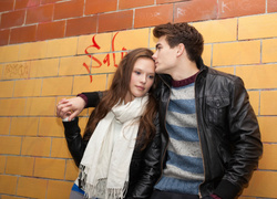 Violent Teen Relationships Lead to Lower Income