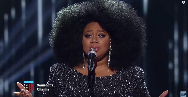 Domestic Violence Survivor is American Idol Finalist