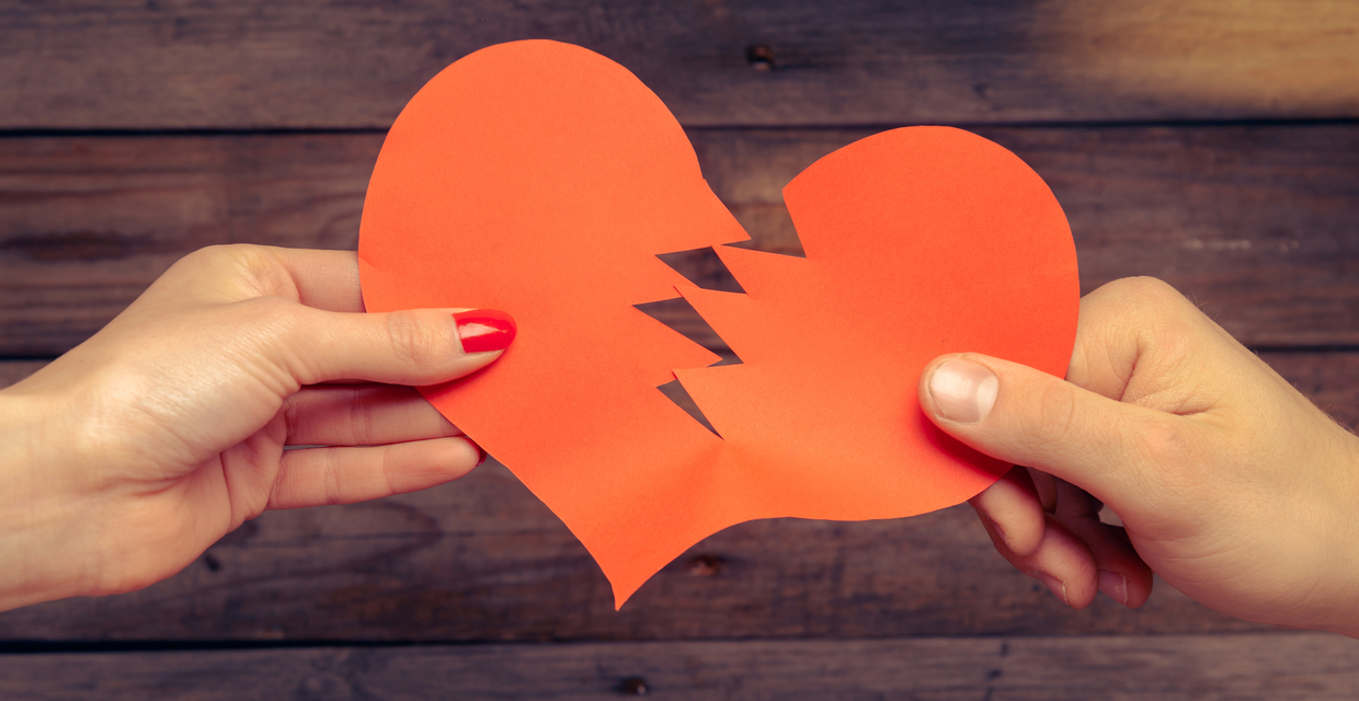 5 Stages of Recovery After a Breakup