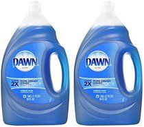 Dawn Ultra Dishwashing Liquid, Original Scent, 56 Fl. Oz. (2-Pack)