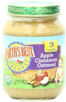 Earth's Best Baby Food, Stage 3