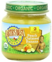 Earth's Best Baby Food, Stage 2
