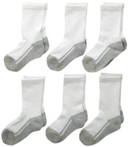 Gold Toe Athletic Crew Sock (6-Packs)