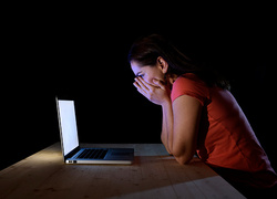 Abusers Go Online