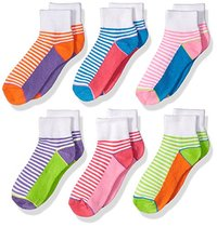 Jefferies Quarter Socks (6 Packs)