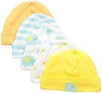Gerber Baby Cap (5 pack)