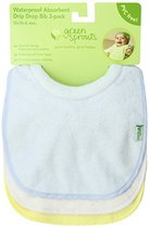 Green Sprouts Absorbent Terry Bibs