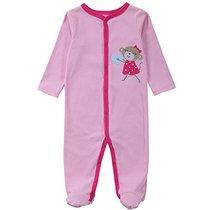 Babe Maps Unisex Baby Footed Sleeper Pajamas Long Sleeved