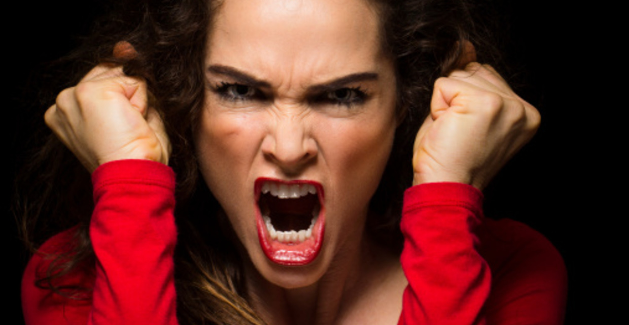 Image result for angry abused woman image