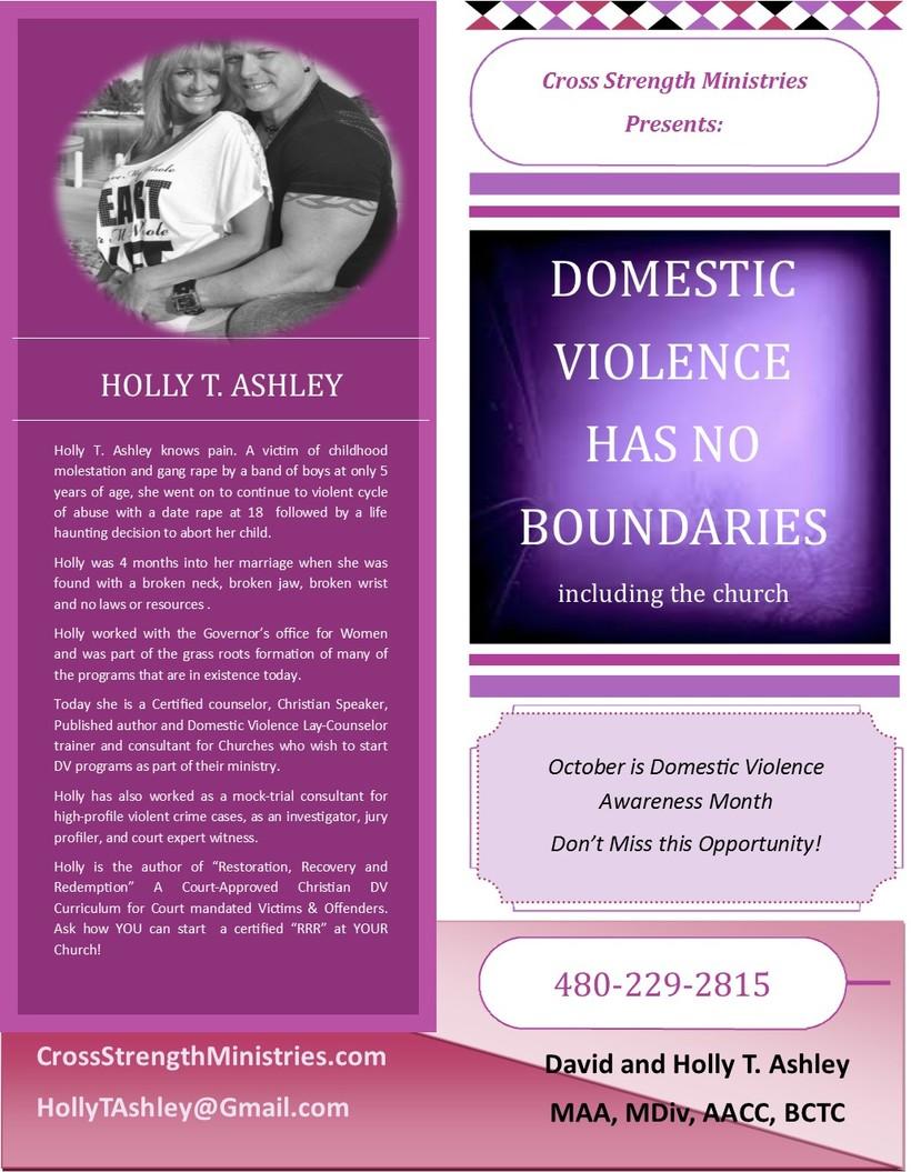 Founder: Holly T. Ashley
