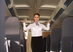 What a Flight Attendant Learned About Human Trafficking