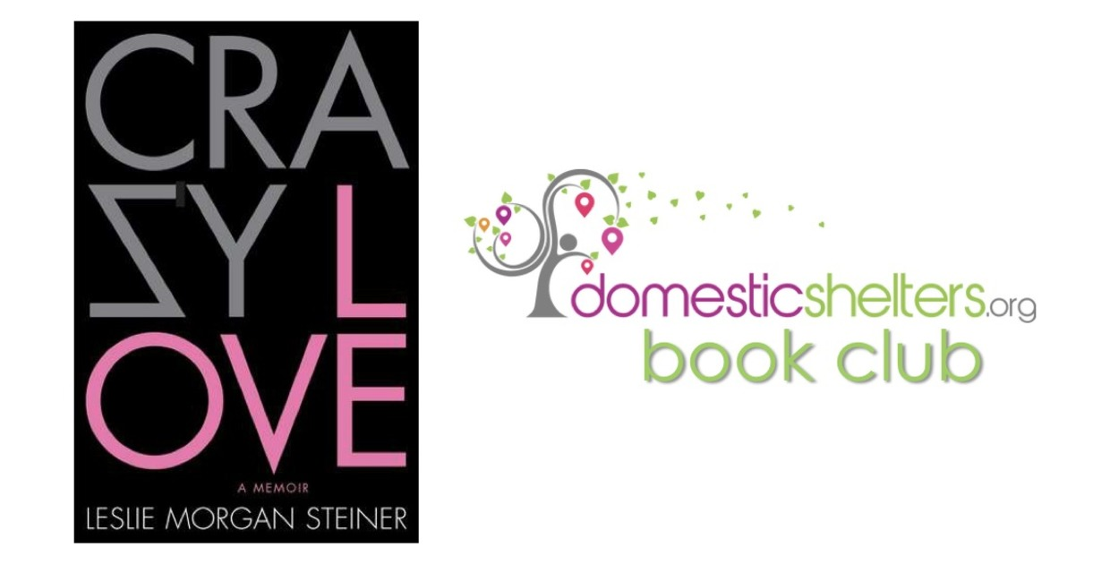 DomesticShelters.org Book Club: <em>Crazy Love</em>