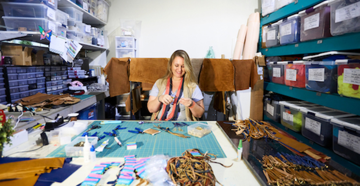 Helping Sex Trade Survivors Sew New Hope