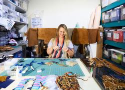 Helping Sex Trade Survivors Sew New Hope
