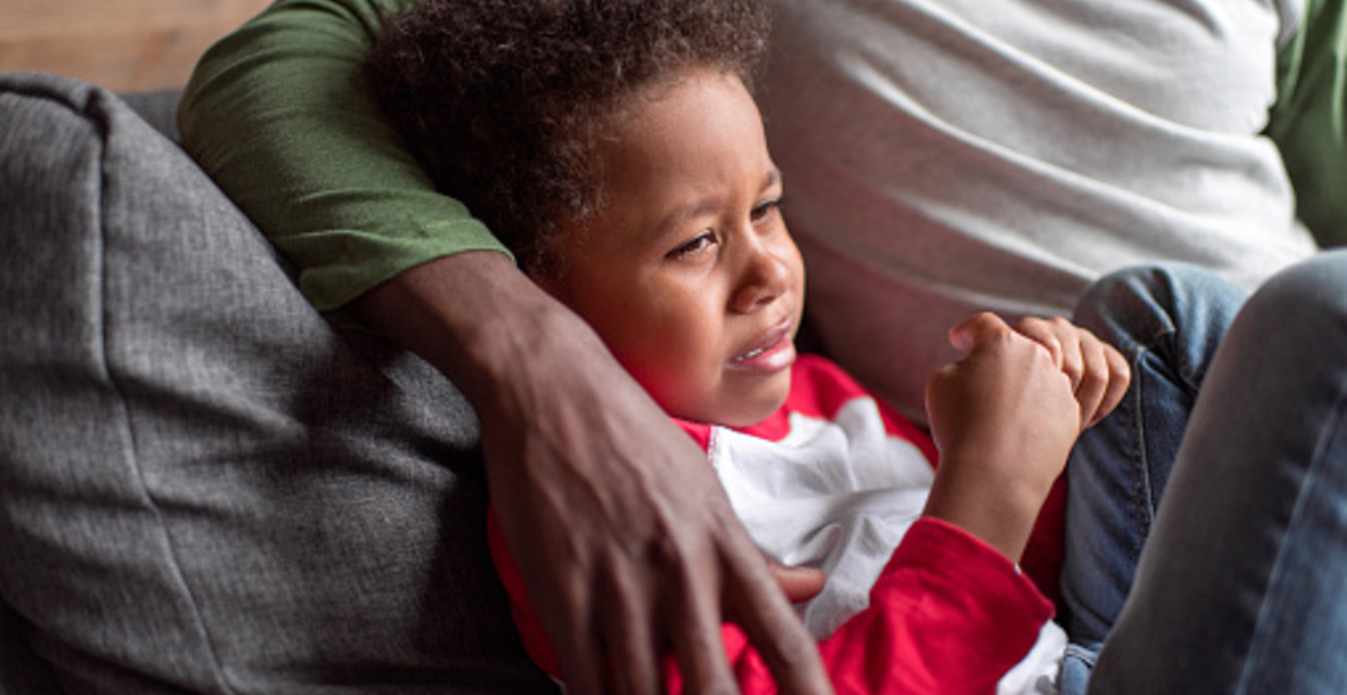 Why We Need to Let Boys Cry