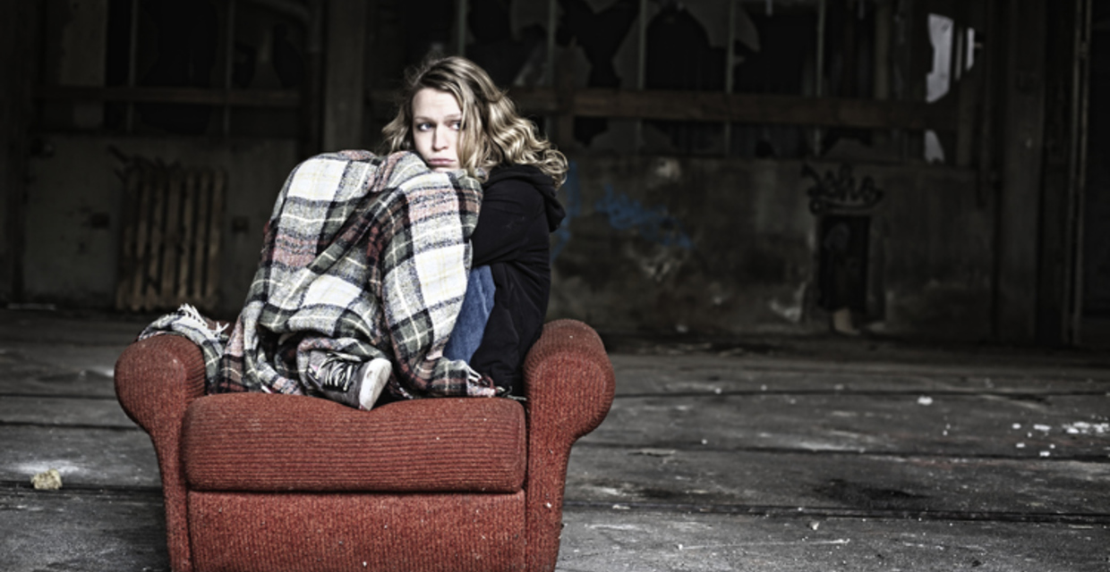 How Many Homeless People are Fleeing Domestic Violence?