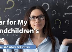 Ask Amanda: I Fear For My Grandchildren's Lives