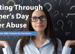 Ask Amanda: Getting Through Father's Day After Abuse