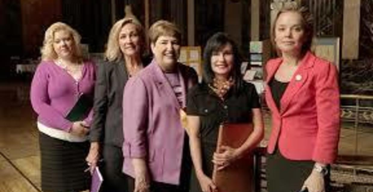 'Five Awake' Women Who Changed Louisiana's Laws