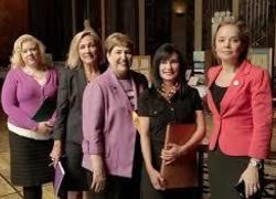 'Five Awake' Women Who Changed Louisiana's Laws