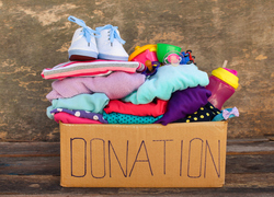 How Do I Donate Items to Shelters?