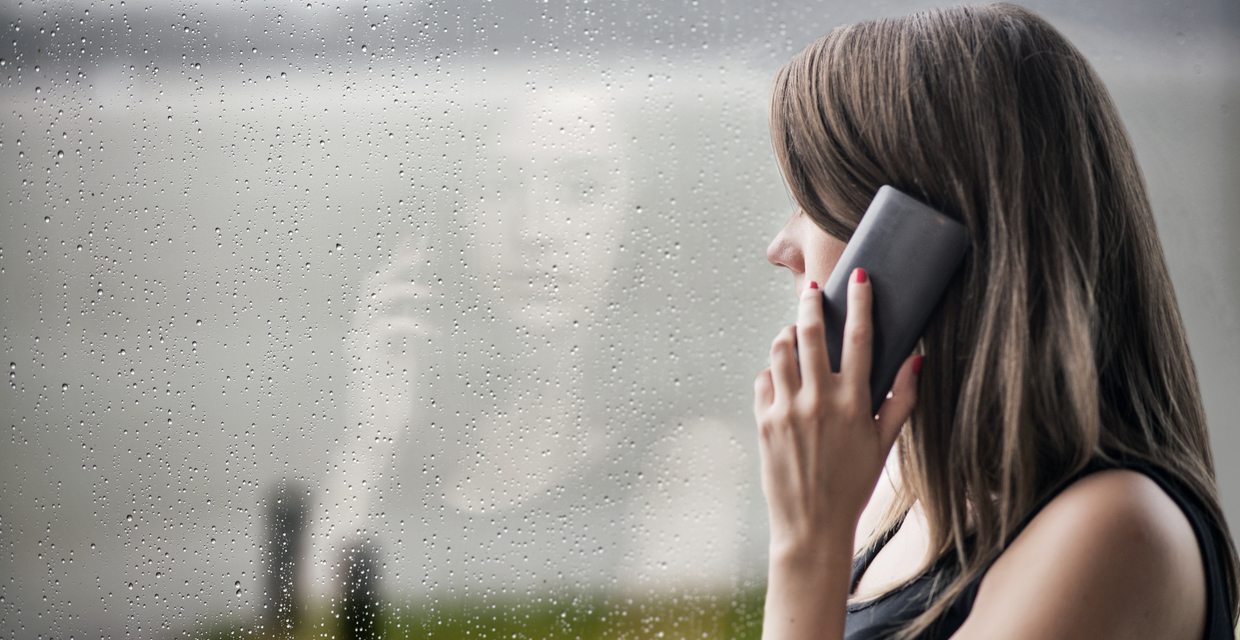 How Domestic Violence Hotlines Triage Callers