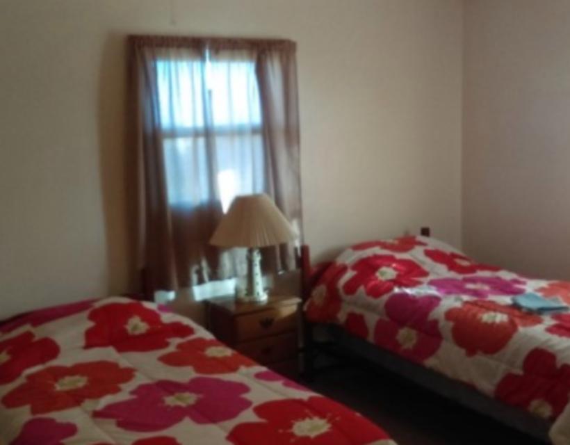 Temporary Living Program Room
