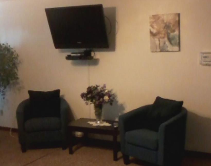 Temporary Living Program Living Room