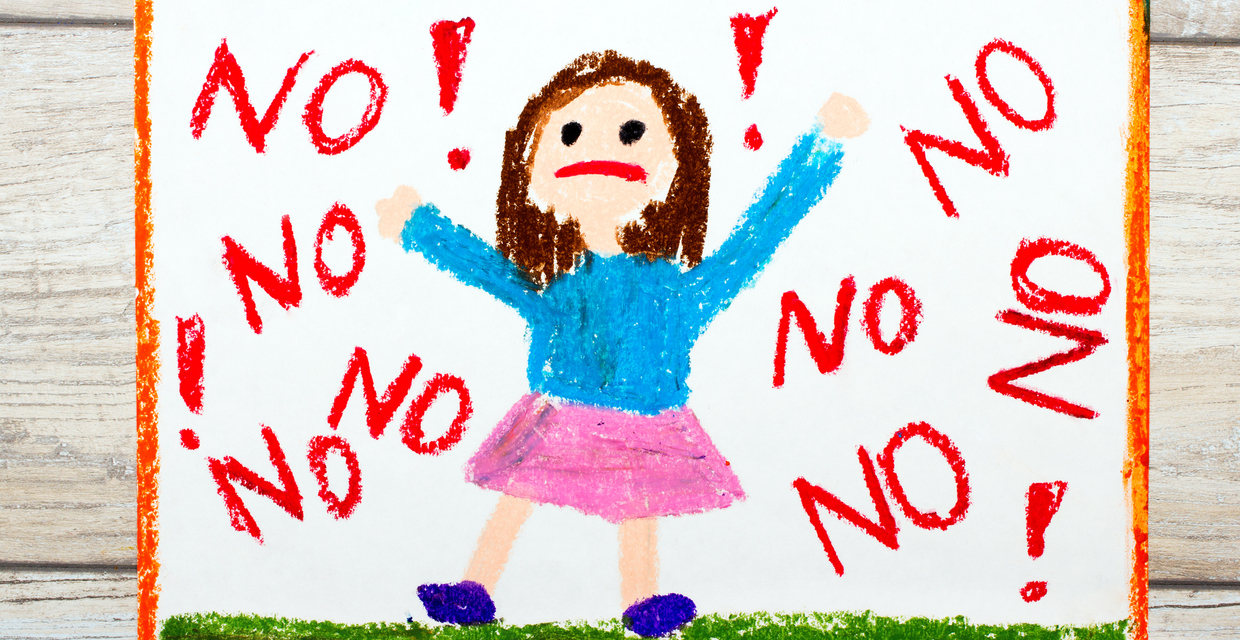 After Domestic Violence, Kids May Cope Through Outbursts