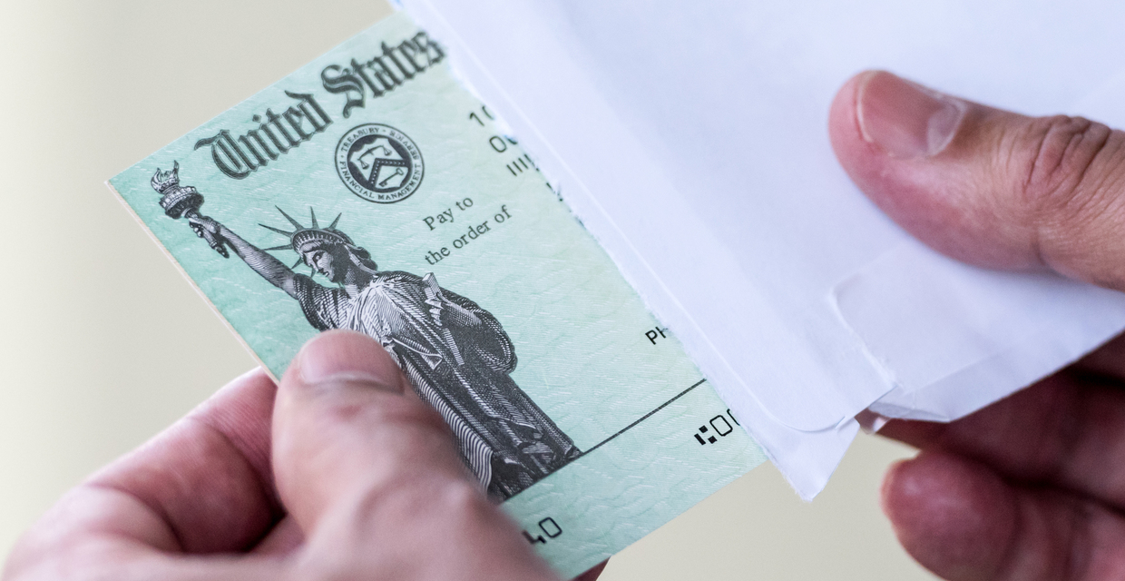 An Abuser Stole Your Stimulus Check ... Now What?