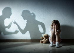 children recovering from trauma of childhood domestic violence