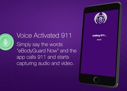 domestic violence victim uses phone app to call 911