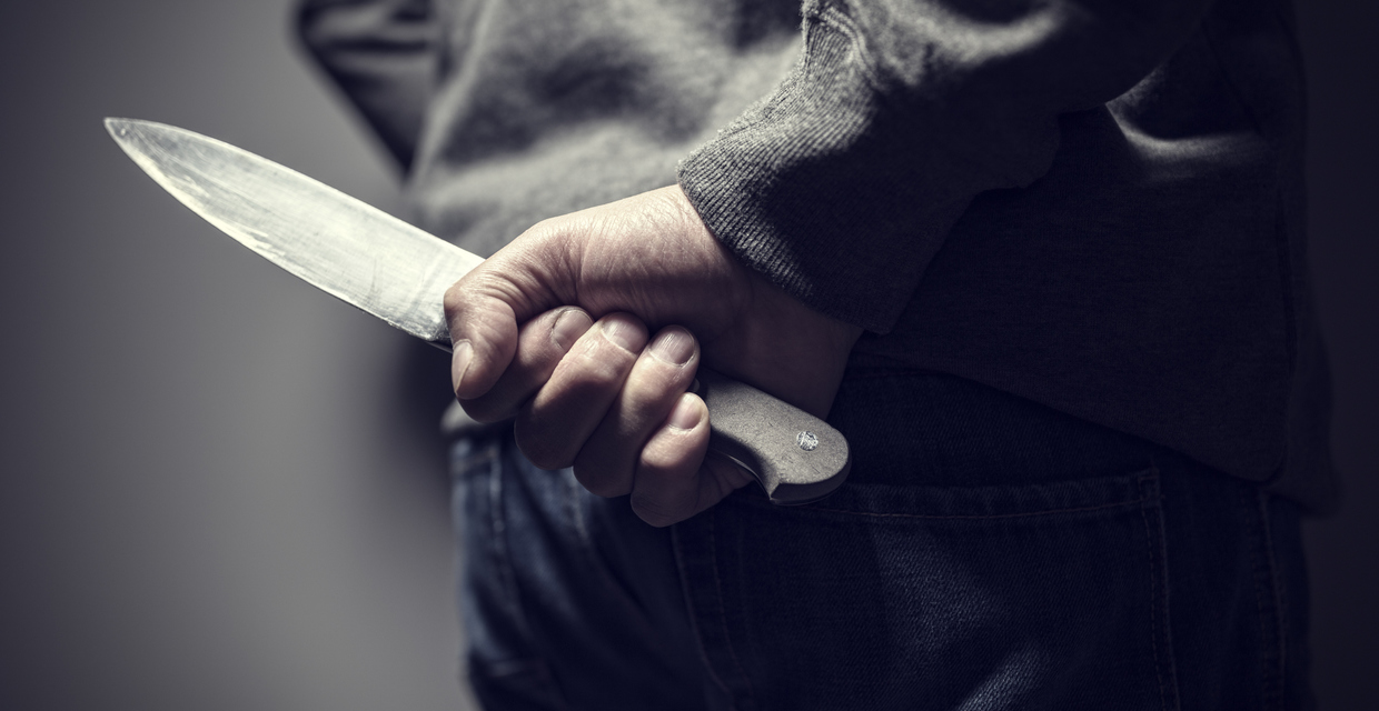Survivor of domestic violence is wrongfully accused of crime