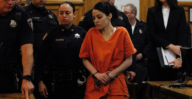 Domestic violence survivor behind bars for defending herself
